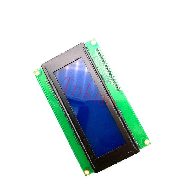 1PCS LCD2004+I2C 2004 20x4 2004A blue screen HD44780 Character LCD /w IIC/I2C Serial Interface Adapter Module