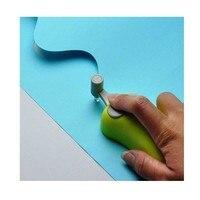 DIY Scrapbooking Die Cutting Machine Embossing Round Curve Arc Wavy Lines Paper Machine Cutter Piece Paper Cutter Cut Machines