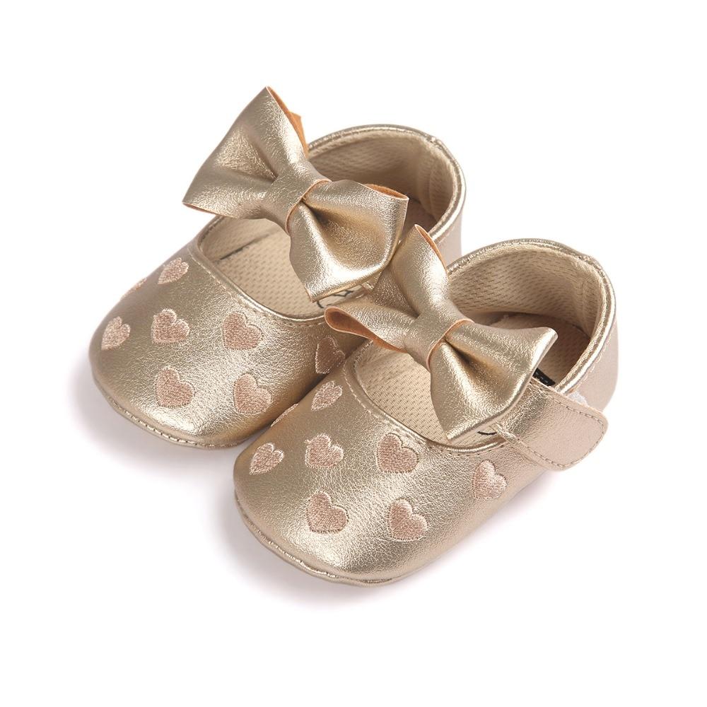 2017 m. Odos aukso kūdikių batai naujagimių mergaičių berniukams nuo 0 iki 18 mėnesių CX50C