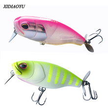 Propeller Minol bait floating water surface system 17g 70mm