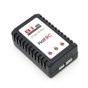 Image 3 - Cargador de batería LIPO RC Imax B3, cargador de batería Lipo 2s 3s para LiPo RC, 10 unidades/lote, 7,4 v, 11,1 v, EU & US