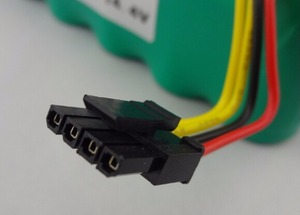Image 4 - NI MH 14.4V 3500mAh for panda X500 X600 x850 High quality Battery for Ecovacs Mirror CR120 Vacuum cleaner Dibea X500 X580