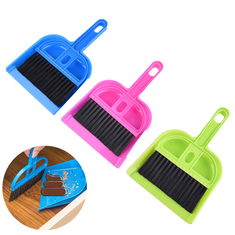 SUPREPET Dog Cat Broom Dustpan Pooper Scooper Kitchen Living Room Pet Hair Cleaning Supplies Waste Picker Cleaning Tool Outdoor