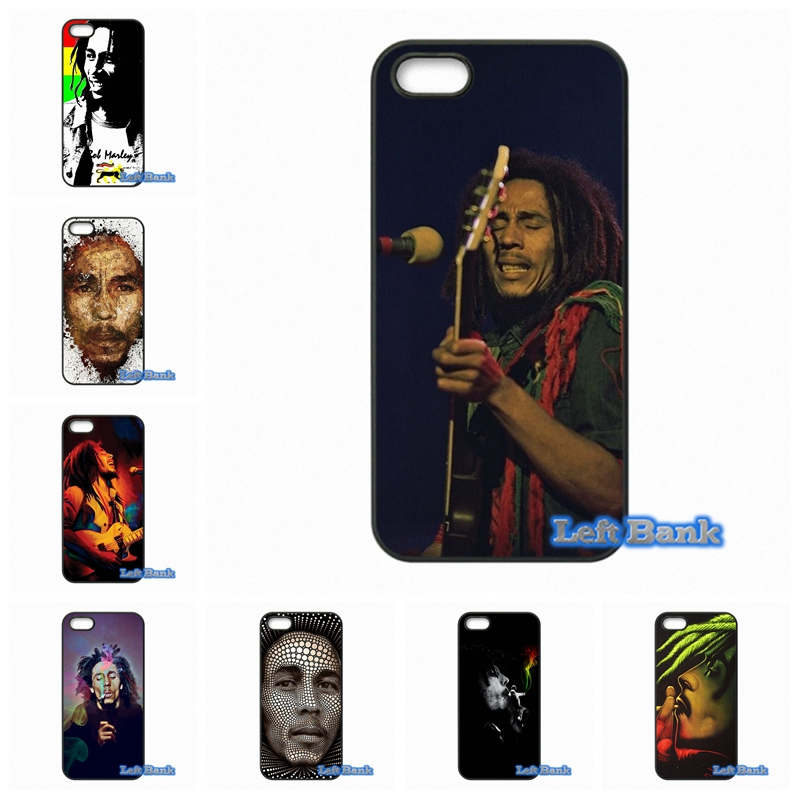 Reggae Originator Bob Marley Phone Cases Cover For Apple iPhone 4 4S 5 5C SE 6 6S 7 Plus 4.7 5.5 iPod Touch 4 5 6