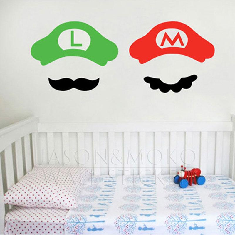 Image Of Super Mario Room Decor Ideas