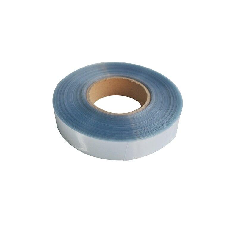 Transparent Clear 1m Length Lipo Battery Casing PVC Heat Shrink Tube ...