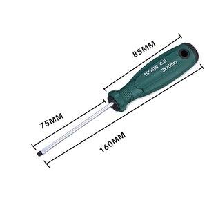 Image 2 - Urijk 1 قطعة متعددة الوظائف مفكات معزول PP الأمن أدوات إصلاح مشقوق فيليبس صيانة إصلاح الأدوات اليدوية