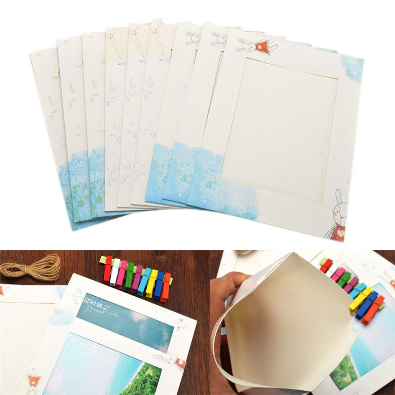 Marco de Fotos de papel Para cuadro, cuadro de Pared, foto colgante, Marco Para Fotos Ramki, Marco decorativo, marcos de Pared, Rama, Obrazu