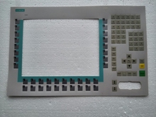 6AV8100-0BC00-1AA1 Membrane keypad for HMI Panel repair~do it yourself,New & Have in stock