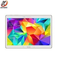Original new Samsung Galaxy Tab S T807V Verizon WIFI 4G Tablet PC 10.5 inch 3GB RAM 16GB ROM Dual Camera Android 7900mAh PC