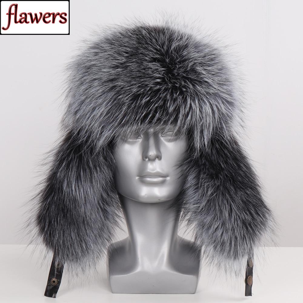 6e746050c Hot Sale] Autumn and winter mink fur casual the elderly mink hat fur ...