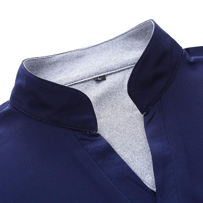Camisa polo de verão dos homens de manga curta polo + shorts terno masculino sólido jérsei respirável 2pc topo conjunto curto de fitness sportsuits 3