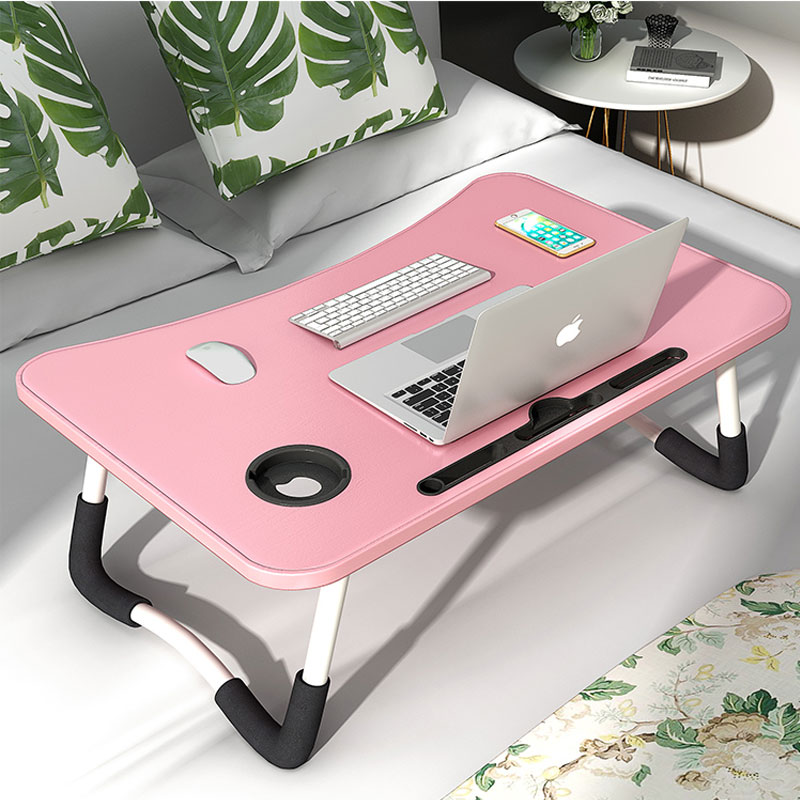 New Single Laptop Desk Bed Foldable Lazy To Do Table Bedroom Desk Student Dormitory Artifact Desk