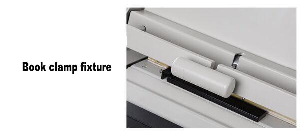 Perfect binding machine Jb-5 6_conew1