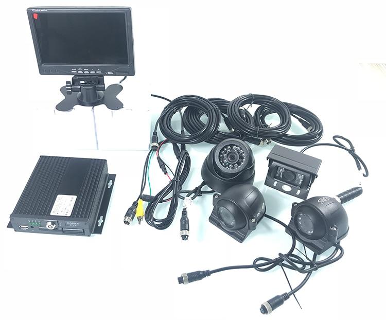 Monitoramento de vídeo Monitoramento Caminhão Suite AHD720P