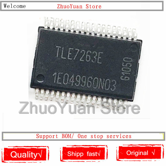 1PCS/lot TLE7263E TLE7263 SSOP36 IC Chip New Original In Stock