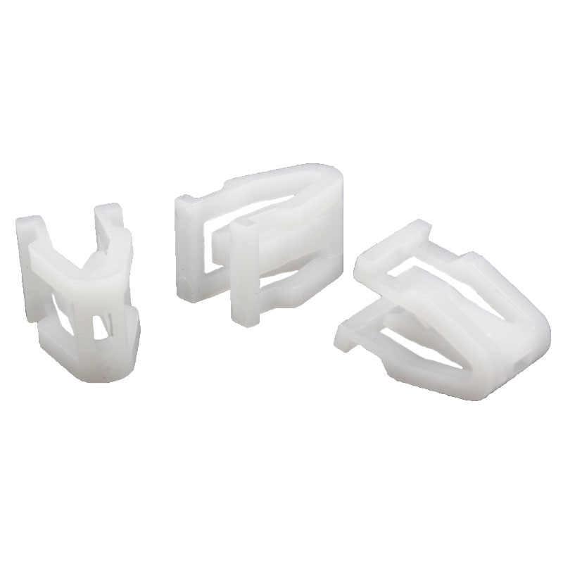 KELIMI 50 кубиков универсальный для приборной панели DVD CD консоль u-тип инструмент для отделки панели пряжки автомобильные крепления из пластика