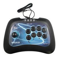 ViGRAND Spedizione gratuita Wired Arcade Street Fighter Fighting Stick Controller Per PS4 Sony Playstation 4