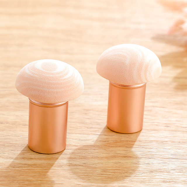 1pcs Makeup Sponge Cosmetic Mushroom Head Puff For Foundation Concealer Cream Make Up Soft Sponge Beauty Care Wholesale 3