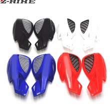 Hand Guard Handguard Protector For 22mm 7/8 Handlebars Motorcycle ATV Dirt Bike for suzuki rmx 250 dr250 Yamaha YZ WR TTR Honda