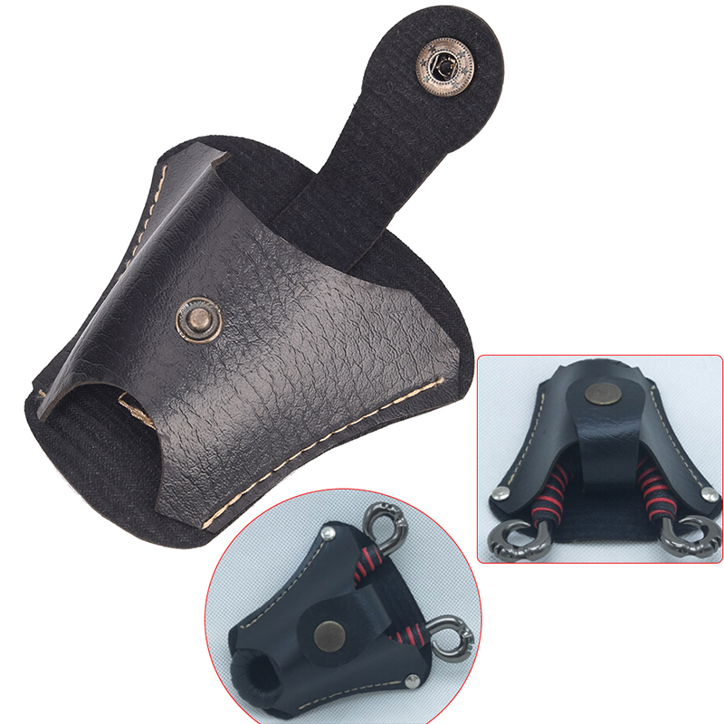 Hunting SlingShot Pouch Molle Catapult Holster Ball Pouch Sling Shot Bag Case Slingshot Holder