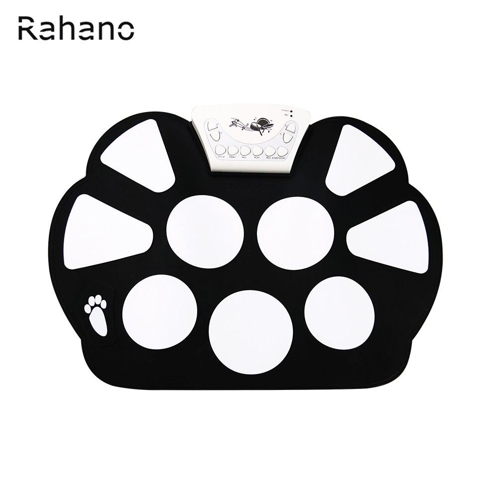 Rahano Real Sale W758 דיגיטליות נייד סיליקון 9 - כלי נגינה