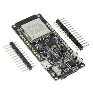 Image 4 - TTGO ESP32 T2 0.95 OLED SD כרטיס WiFi + Bluetooth מודול פיתוח לוח