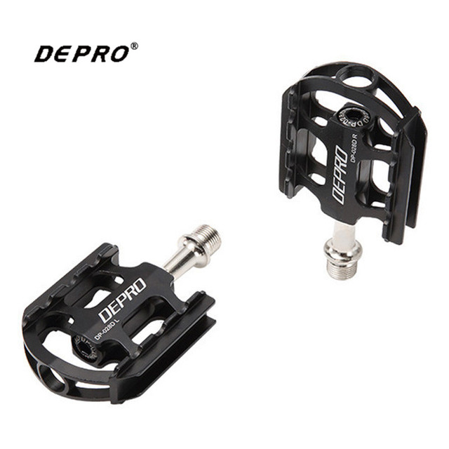 Depro Brand Ultralight Aluminum Alloy Bicycle Pedal Self
