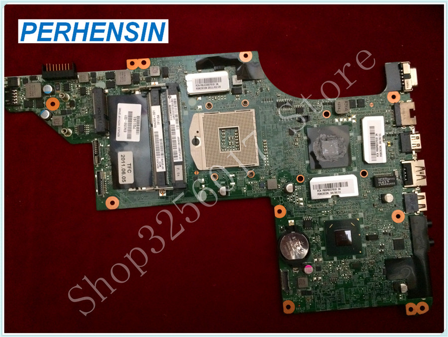 For HP For DV7 DV7-4000 DV7-5000 Notebook Motherboard  31LX3MB00D0 DA0LX3MB8F0 634259-001 100% tested good литой диск replica fr lx 98 8 5x20 5x150 d110 2 et54 gmf