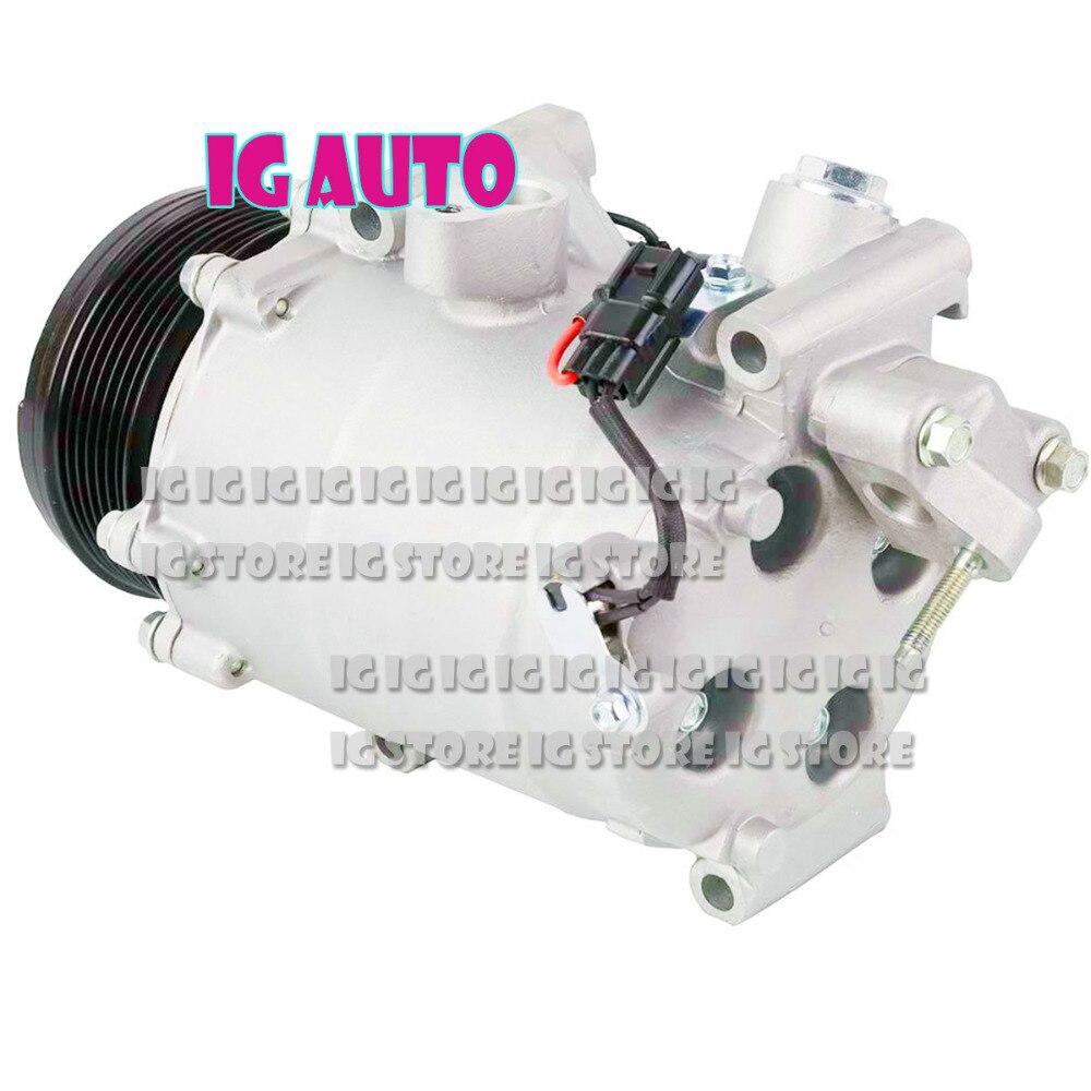 Ac Compressor For Acura RDX For Honda CR V 38800RWCA010M2
