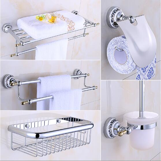 New Arrival brass Bath Hardware Set, Chrome toilet brush holder ,Paper Holder,Towel Bar,Soap basket,Towel Rack bathroom set tiebao cycling shoes china mountain bike shoes mtb outdoor leisure sports bike bicycle men sneakers women zapatillas de ciclismo