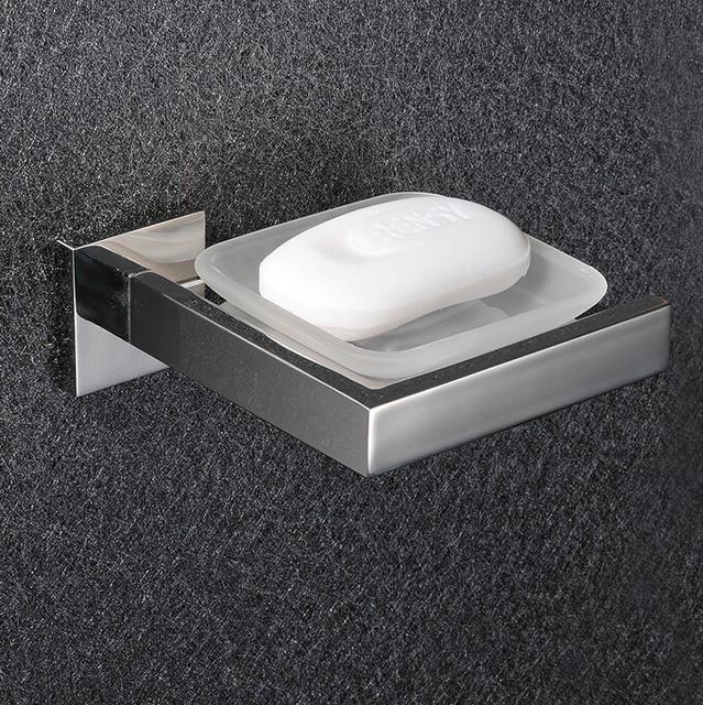 Rvs 304 badkamer zeepbakjes badkamer zeephouder plank chorm ...