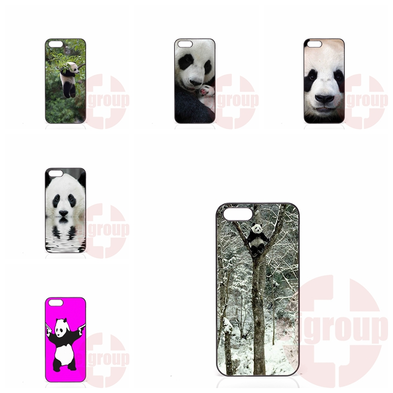 cute panda animal For Xiaomi Mi2 Mi3 Mi4 Mi4i Mi4C Mi5 Redmi 1S 2 2S 2A 3 Note 2 3 Pro Accessories Case
