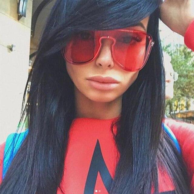 Красные солнцезащитные очки с большими размерами класса люкс очки Для женщин трендовые женские Открытый Ретро Винтаж солнцезащитные очки большие оттенки UV400 очки Для мужчин