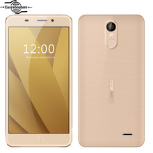 Leagoo M5 Plus Smartphone 5.5″ HD 2GB RAM 16GB ROM Fingerprint 4G Mobile Phone MTK6737 Quad Core Android 6.0 Metal Frame Phone