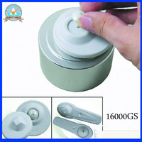 16000gs Checkpoint Security Tag Detacher For Eas Hard Tag Supermarket Anti Theft Tag Remover Free Shipping