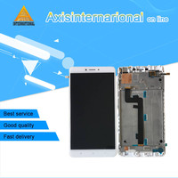 Axisinternational LCD Screen Display Touch Panel Digitizer With Frame For 6 44 Xiaomi Mi Max 2