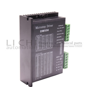 Image 4 - DM556 Digital Stepper motor driver 2 phase 5.6A for 57 86 stepper motor NEMA17 NEMA23 NEMA34 Stepper Motor Controller