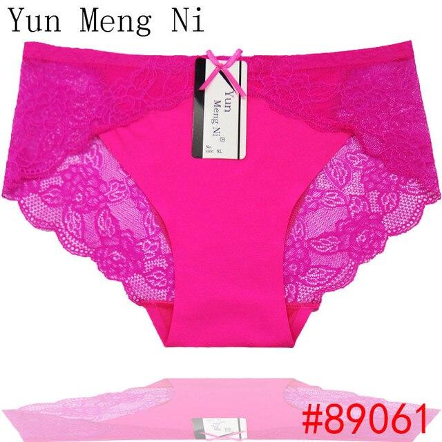 faaef5e79807 € 1.81 |Yun meng ni ropa interior femenina 4 cosa/serie mujer sexy  underwear calzoncillos mujer sexy underwear calzones mujer underpants  bragas de ...