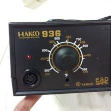 Горячая Бессвинцовая паяльная станция от китайского производителя Роботизированная сварочная машина 936