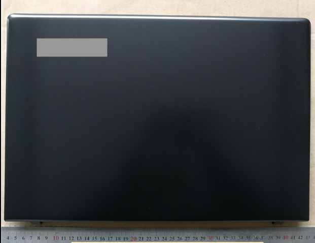 New laptop top case base lcd back cover for lenovo Z51-70 y50c 500-15 V4000 black AP1BJ000702