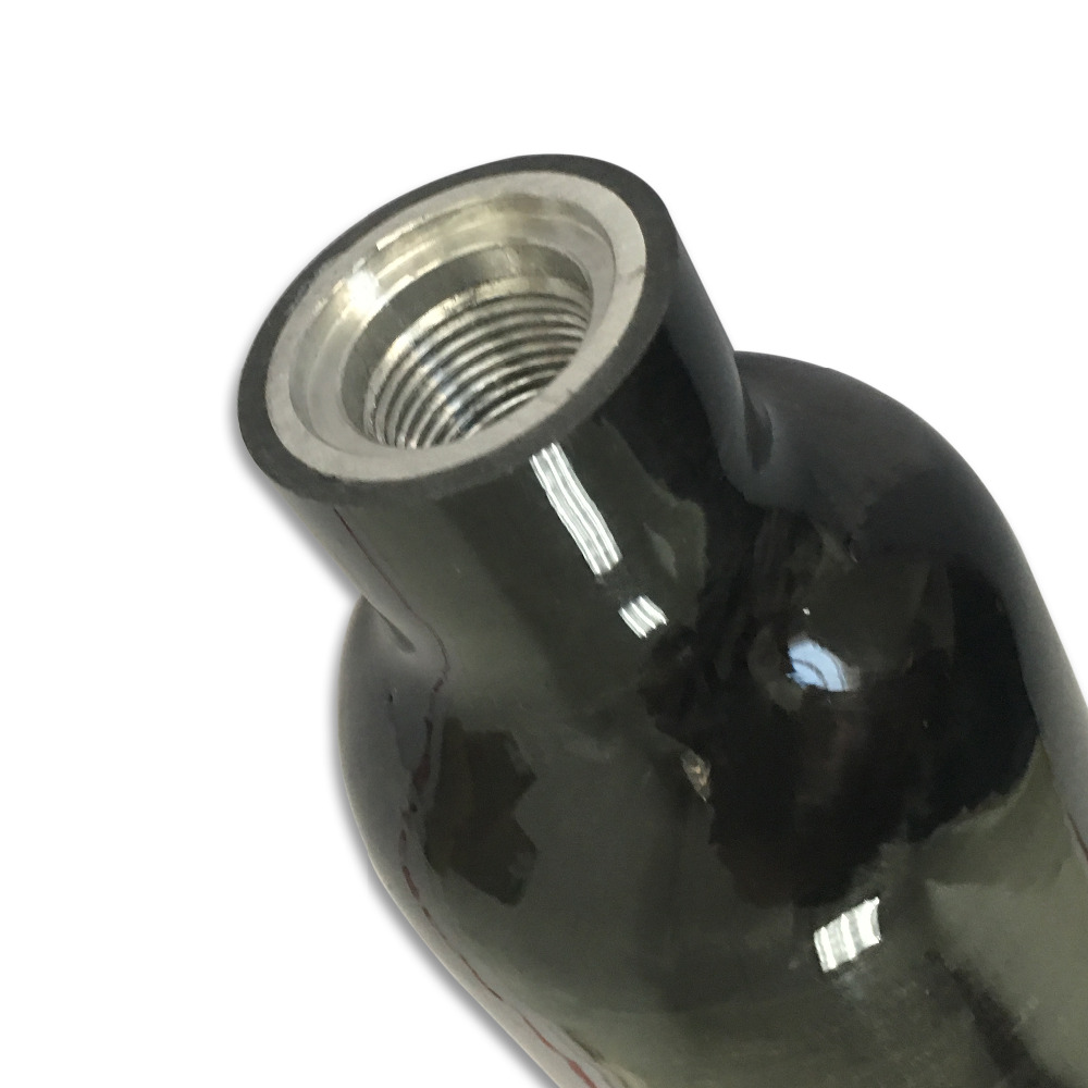 500cc szénszálas HPA PCP - Lövés - Fénykép 2