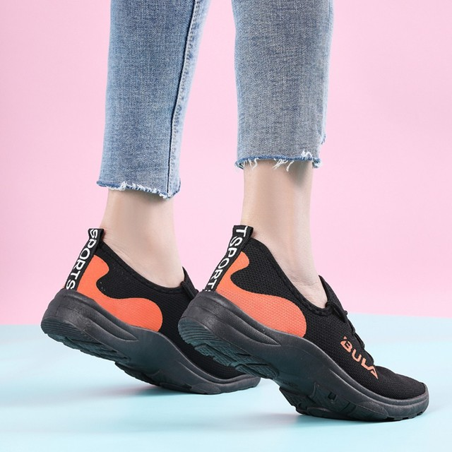 Women's  Casual Anti-Slip Sport/Walking Sneakers