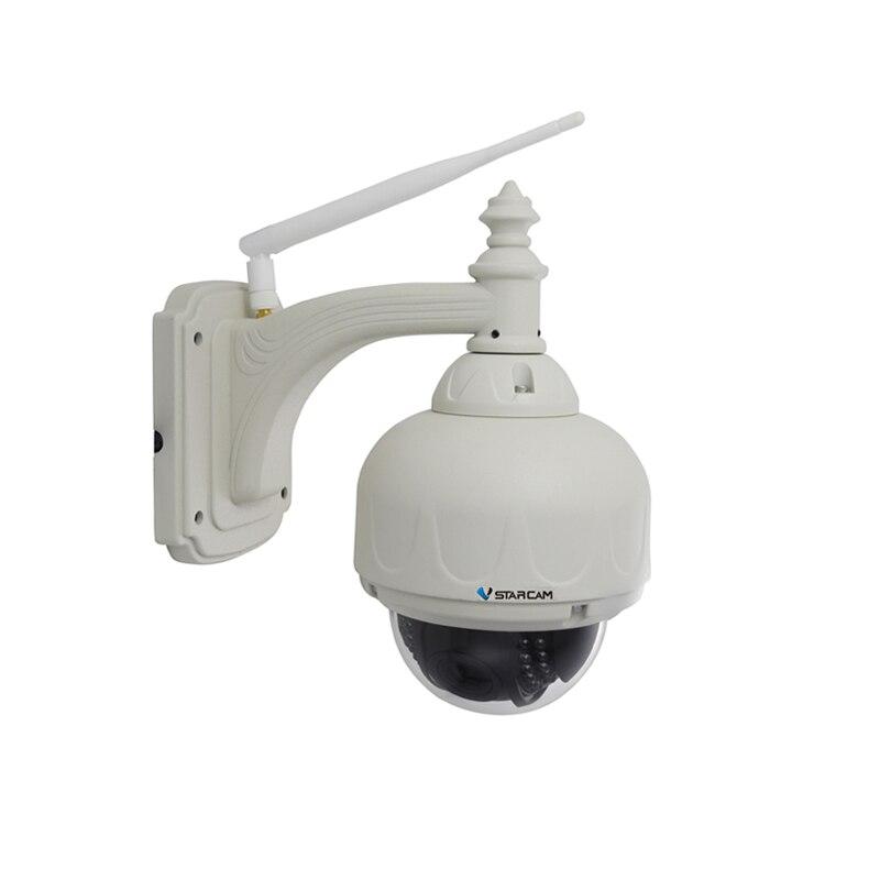 VStarcam C7833WIP Беспроводной Wi-Fi Открытый HD IP Security Камера 720 P Wi-Fi Беспроводной купол телеметрией RSTP Onvif поток Поддержка 128 г