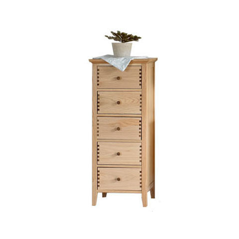 Scandinavian Modern Style Furniture Dodge Anese Red Oak Wood Chest Of Drawers Lockers Simple Fashion Small