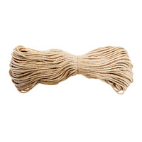 6mmx100m Sisal Ropes Jute Twine Rope Natural Hemp Cord Decor Cat Pet Scratching Home Art Decor