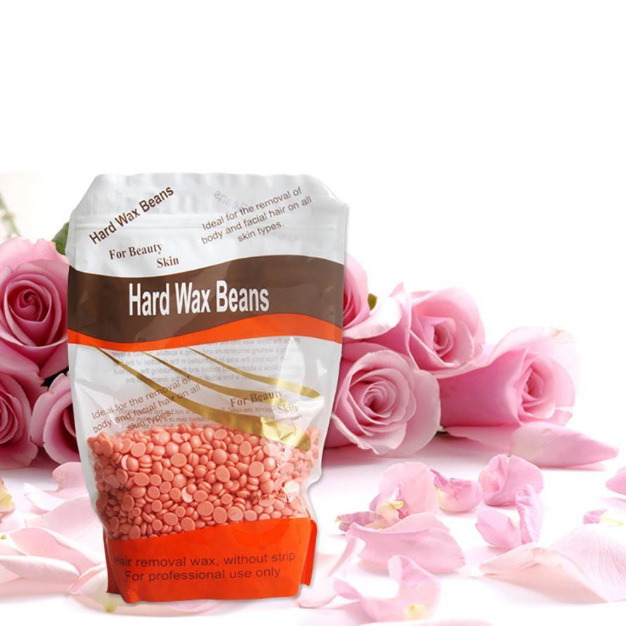 2017 Hair Removal Bean Wiping Sticks Hot Wax Warmer Heater Pot Depilatory SetJUL07 dropship