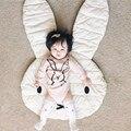 Детское Одеяло Кролик Дети Играют Коврик Коврик Одеяло Малыша детские Кама Крышка Мальчики Девочки Играют Ковер кролик ползучая коврик одеяло