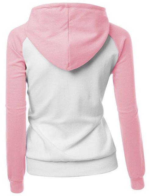 2018 Autumn Winter Fleece Women's Sportswear Harajuku Print CAT PAWS Cartoon Kawaii K-pop Clothing Streetwear Hoodies Sweatshirt 5