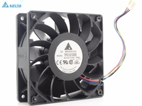 Delta 120mm PWM Fan TFC1212DE 252CFM Vs PFB1212UHE Most Powerful Server CaseFan